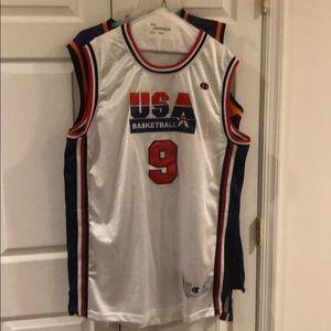 USA Champion Dream Team Jordan Jersey